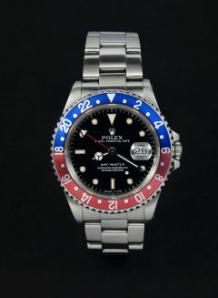rolex gmt watch repair