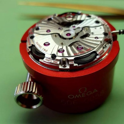 omega 8500 movement service